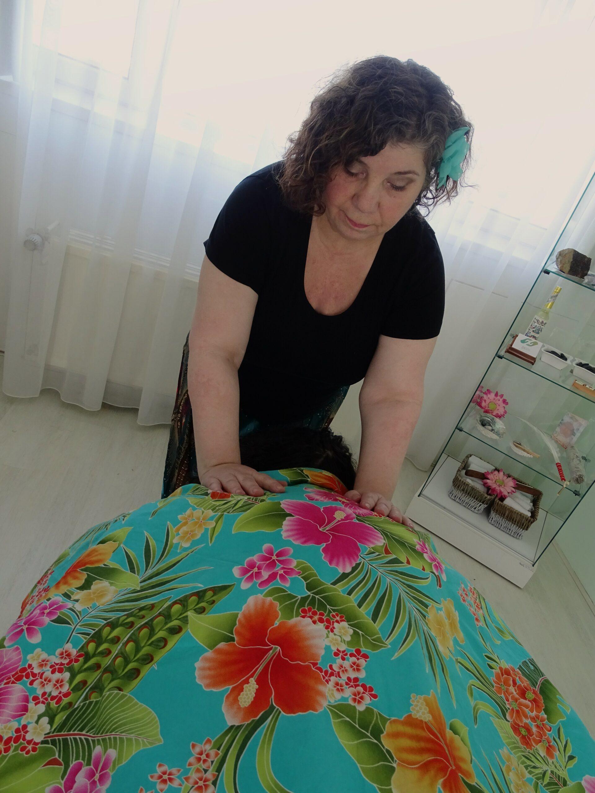 zenergya Lomilomi massage maarssen